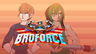 Broforce med RobinSamse - Episode 3 (Alpha) *SLUT*