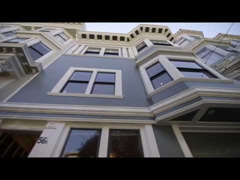 Grand, Remodeled Edwardian with Garden Apartment in Duboce Triangle! 56 Walter Street, San Francisco