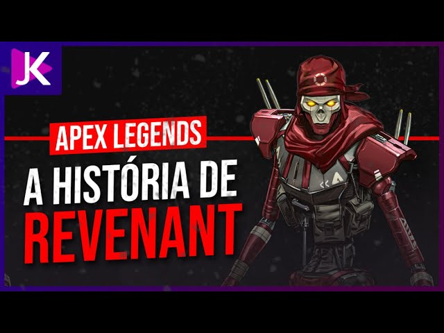 CONHEÇA MAIS SOBRE A NOVA LENDA DE APEX LEGENDS - REVENANT