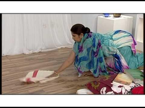 hurricane spin mop instructional video