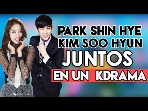 Park Shin Hye y Kim Soo Hyun en un Nuevo Kdrama? // Park Shin Hye Nuevo Dorama // Shiro No Yume