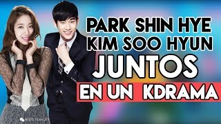 Video Park Shin Hye y Kim Soo Hyun en un Nuevo Kdrama? // Park Shin Hye Nuevo Dorama // Shiro No Yume download MP3, 3GP, MP4, WEBM, AVI, FLV Maret 2018