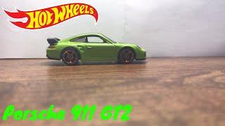 Porsche 911 GT2 (Hotwheels Car Review)