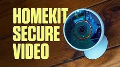 Logitech Circle 2: HomeKit Secure Video