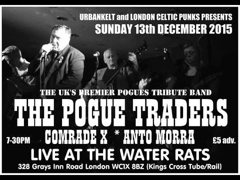 THE POGUE TRADERS- 'Fairytale Of New York' (2015)