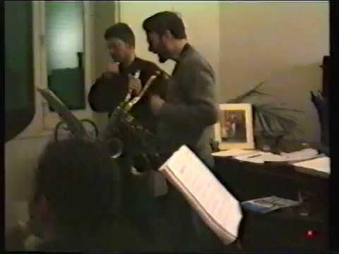 "Prove ""MarangioNoJazz"" inverno  1991"