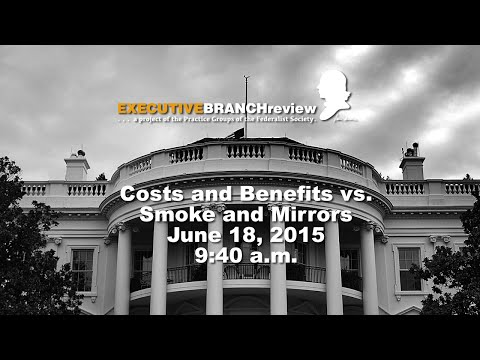 Costs and Benefits vs. Smoke and Mirrors