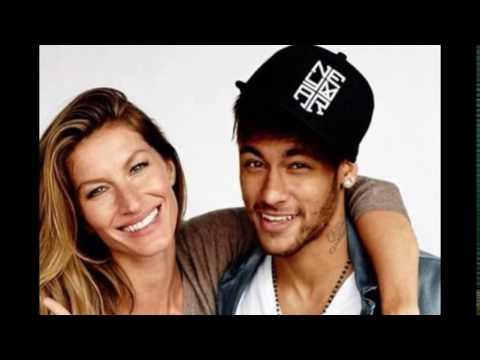 Neymar With His Wife - YouTubeNeymar And Girlfriend Together