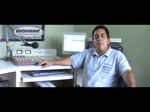 Radio Getsemani 1390 AM 2010