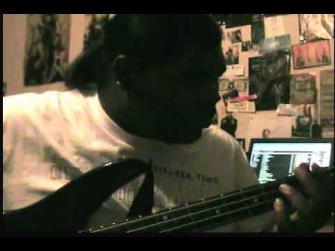 Sepultura-Limbo, Ostria bass cover