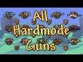 Hardmode Guns in Nutshell (Terraria Weapons #2)