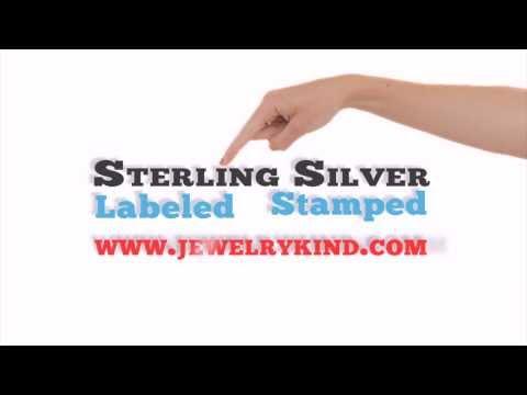 Sterling Silver Jewelry (Genuine VS Fake)