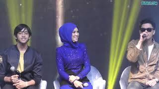 Performance Haqiem Rusli, Ismail Izzani & Nabila Razali at Era of Live Party - SAMSUNG X E! News