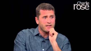 Why VICE's Ben Anderson won't go to Syria (Jan. 28, 2016)   Charlie Rose