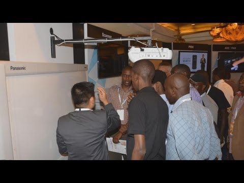 Panasonic Africa Systems Solutions Exhibition