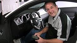 How to Install SiriusXM Satellite Radio Car Kit Ford Mustang Motorz #14