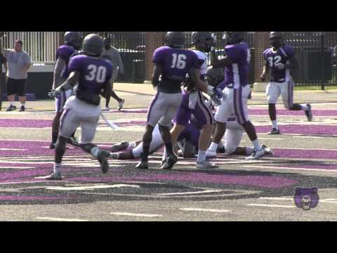 Fall Camp 2014: Second Scrimmage Highlights