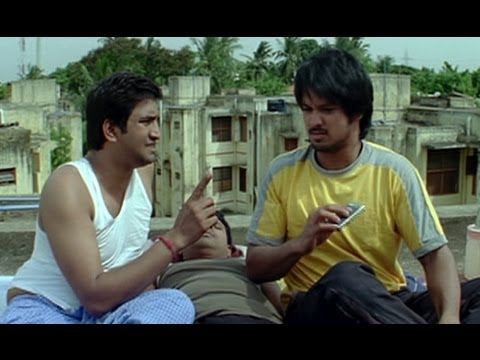 Nakul interrupts Santhanam's dream - Kandha Kottai