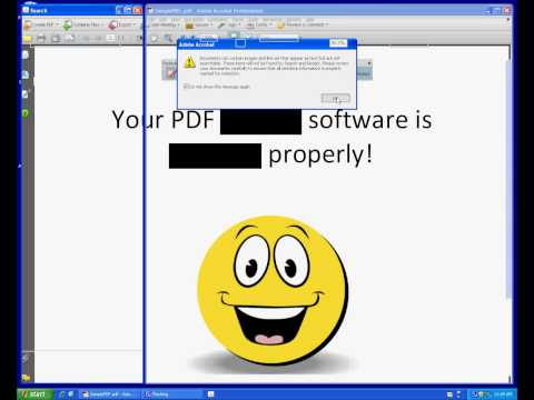 How to Redact Within an Adobe PDF Document