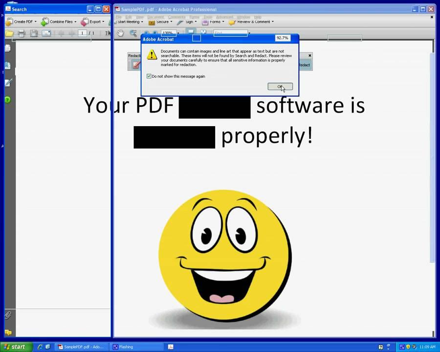 make adobie default for pdf