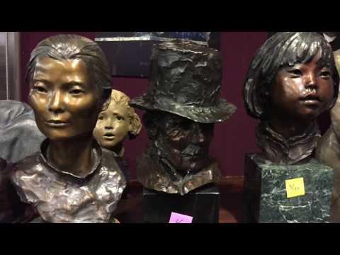 Glenna Goodacre Bronzes Arrive At Scottsdale Art Auction