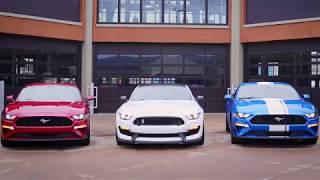 Ford Mustang EcoBoost, GT & Shelby : comparaison des échappements actifs (Active Valve Exhaust)