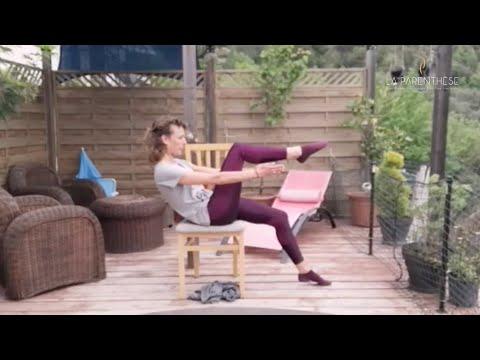 Pilates Mat #6<br>par Cindy Torino<br>Durée : 57 minutes