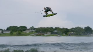 THE BEST PRO WAKEBOARDING Highlights from 2015