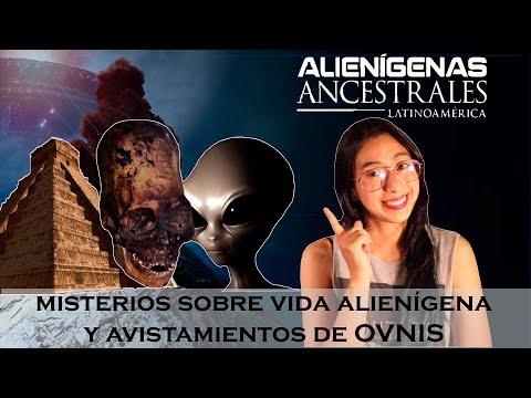 👽ALIENÍGENAS ANCESTRALES LATINOAMÉRICA edición especial misterios sobre ovnis y vida alienígena 🤯