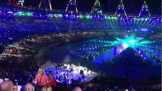 The WHO at London Olympics Closing Ceremonies.MP4