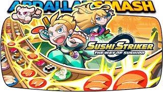Sushi Striker: The Way of Sushido - SUSHI SPRITES! [Nintendo Switch / 3DS Gameplay]