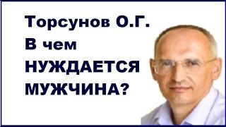 Торсунов О.Г. В чем НУЖДАЕТСЯ МУЖЧИНА?