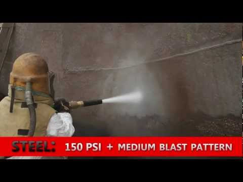 Training: Blasting Various Substrates
