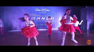 Disco Dance Performance - By 5+ kids