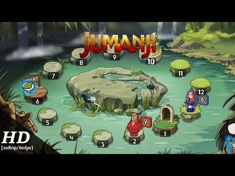 JUMANJI: THE MOBILE GAME Android Gameplay [1080p/60fps]