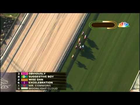 03.11.2012 Santa Anita Park (USA) 11.Race B.C. Mile 2012 -Group I 1.609 m