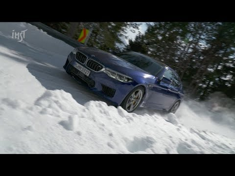 BMW-Ski Challenge in Imst 2018
