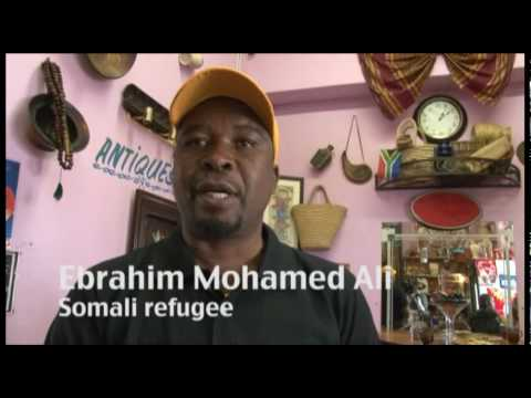 Refugee series: Ebrahim Mohamed Ali