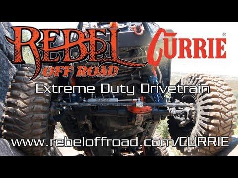 """""""Currie Enterprises"""" by Rebel Off Road // MFG Spotlight"""