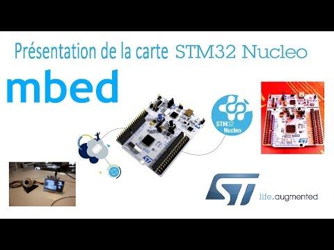 Présentation De La Carte STM32 Nucleo