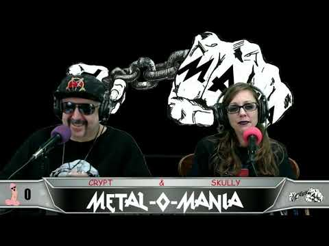 Episode #151  With Red Death and Hateful Agony