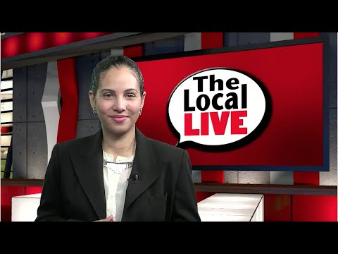 Anchor Alexandria Garcia co-hosts The Local Live