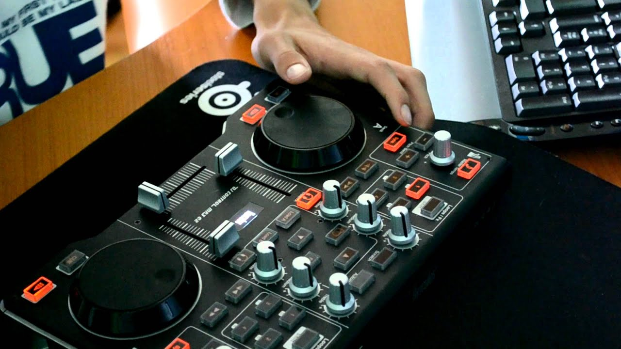 Mesa Hercules Mp3 E2 Hercules Dj Control Mp3 E2 Test Youtube
