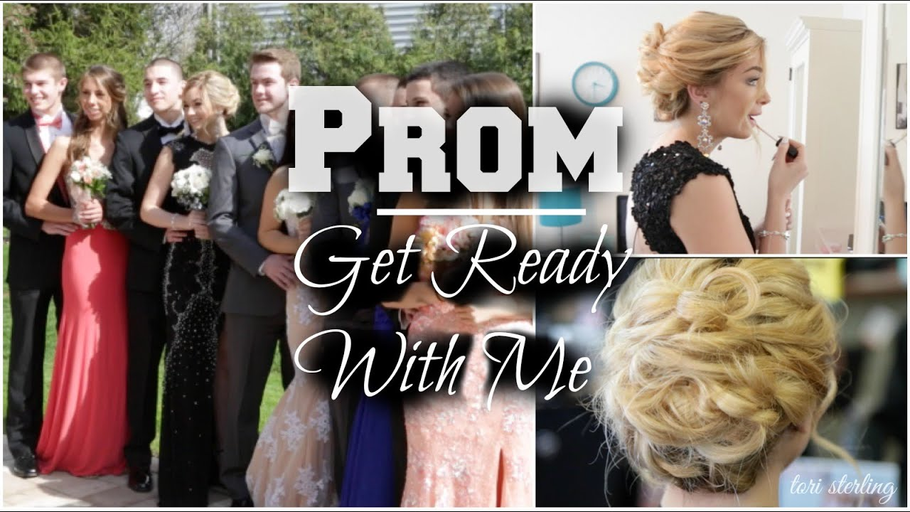 Get prom ready with me hair makeup dress - Get Prom Ready With Me Hair Makeup Dress 37