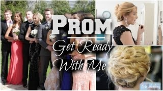 PROM! Get Ready With Me | Tori Sterling ♡