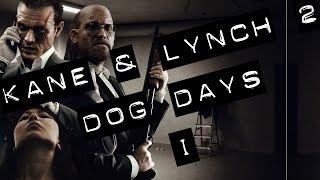 Kane & Lynch 2: Dog Days - I - GAMEPLAY PC HD