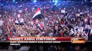 Mısır'da beklenen oldu: Askeri Darbe