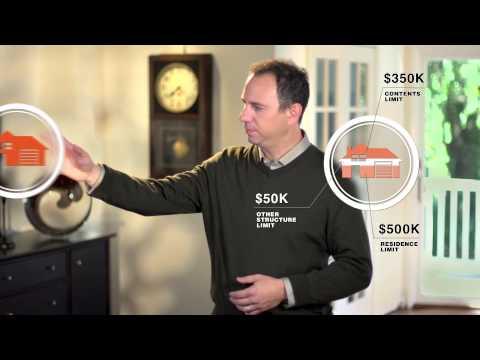 Property Location Limit | Encompass Insurance