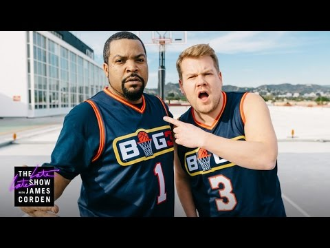 Thumbnail: James Corden Dominates Ice Cube on the Basketball Court