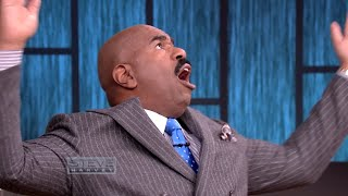 Ask Steve: Oh Hell Naw!!! || STEVE HARVEY